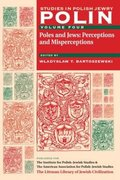 Cover for Polin: Studies in Polish Jewry Volume 4