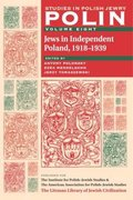 Cover for Polin: Studies in Polish Jewry Volume 8
