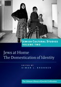 Cover for Jews at Home