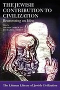 Cover for Jewish Contribution to Civilization