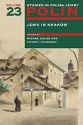 Cover for Polin: Studies in Polish Jewry Volume 23