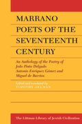 Cover for Marrano Poets of the Seventeenth Century