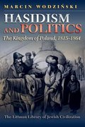 Cover for Hasidism and Politics