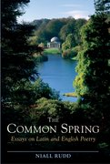 Cover for The Common Spring - 9781904675488