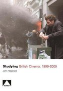 Cover for Studying British Cinema: 1999-2009