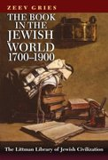 Cover for The Book in the Jewish World, 1700-1900