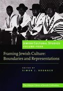 Cover for Framing Jewish Culture