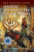 Cover for Hasidic Commentary on the Torah