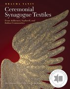 Cover for Ceremonial Synagogue Textiles