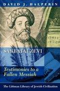 Cover for Sabbatai Zevi