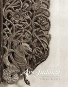 Cover for Ars Judaica: The Bar-Ilan Journal of Jewish Art, Volume 2