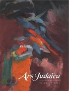 Cover for Ars Judaica: The Bar-Ilan Journal of Jewish Art, Volume 7
