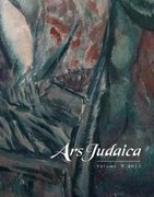 Cover for Ars Judaica: The Bar-Ilan Journal of Jewish Art, Volume 9