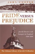 Cover for Pride Versus Prejudice