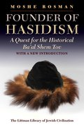 Cover for Founder of Hasidism
