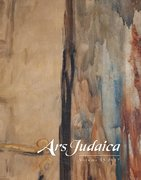 Cover for Ars Judaica: The Bar-Ilan Journal of Jewish Art,  Volume 13