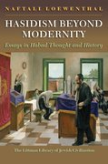 Cover for Hasidism Beyond Modernity