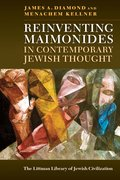 Cover for Reinventing Maimonides in Contemporary Jewish Thought