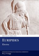 Cover for Euripides: Electra