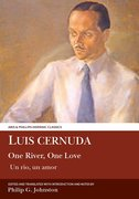 Cover for Luis Cernuda: One River, One Love