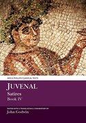 Cover for Juvenal Satires