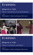 Cover for Euripides: Iphigenia at Aulis