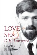 Cover for Love and Sex in D. H. Lawrence
