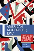 Cover for American Modern(ist) Epic