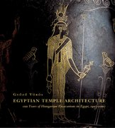 Cover for Egyptian Temple Architecture
