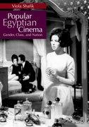 Cover for Popular Egyptian Cinema