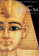 Cover for Treasures of Egyptian Art from the Cairo Museum