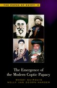 Cover for The Emergence of the Modern Coptic Papacy
