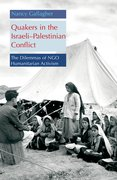 Cover for Quakers in the Israeli Palestinian Conflict