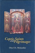 Cover for Coptic Saints and Pilgrimages