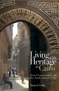 Cover for Living with Heritage in Cairo