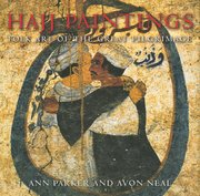 Cover for Hajj Paintings