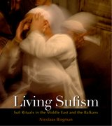 Cover for Living Sufism
