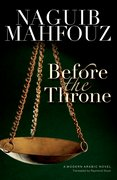 Cover for Before the Throne