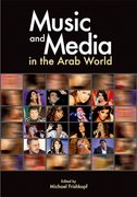 Cover for Music and Media in the Arab World