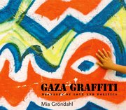 Cover for Gaza Graffiti