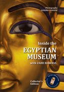 Cover for Inside the Egyptian Museum with Zahi Hawass