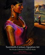 Cover for Twentieth-Century Egyptian Art