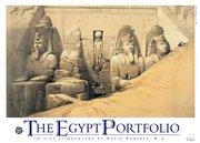 Cover for The Egypt Portfolio