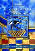 Cover for Highlights of the Egyptian Museum