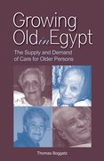 Cover for Growing Old in Egypt