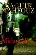 Cover for Midaq Alley