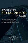 Cover for Toward More Efficient Services in Egypt