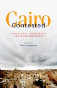 Cover for Cairo Contested