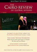 Cover for The Cairo Review of Global Affairs