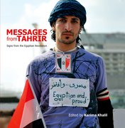 Cover for Messages from Tahrir